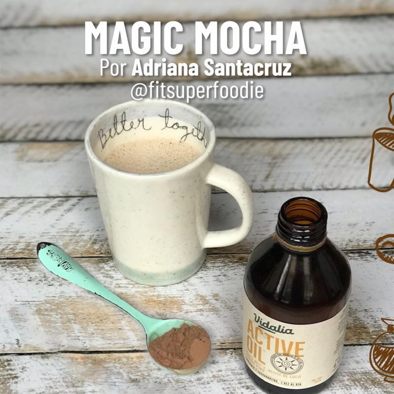 Receta de Bebida Magic Mocha