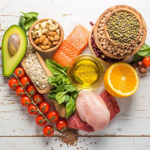 Alimentos saludables que deberías incluir en tu dieta.