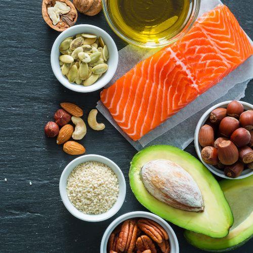 Clases de alimentos que componen una buena alimentación
