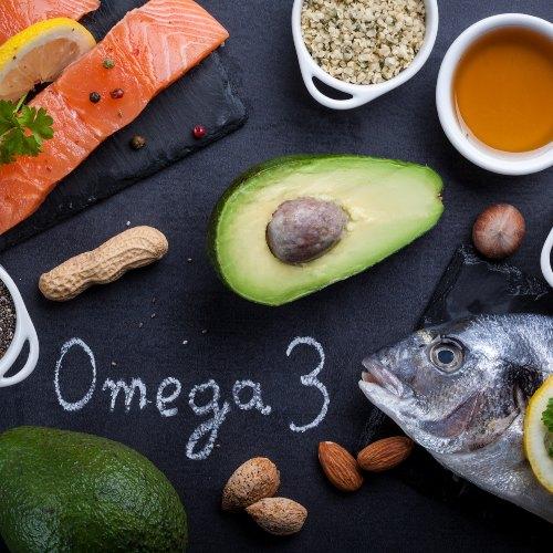Omega 3: beneficios para tu salud mental y muchos otros más.