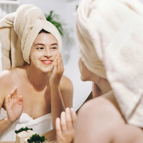Cuidados de la piel: tips para que luzca sana y bonita