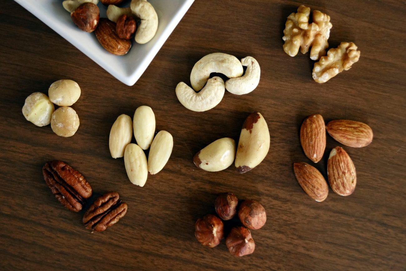 Frutos Secos para cuidar tu salud diariamente
